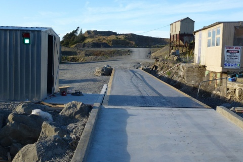 Weighbridge Small